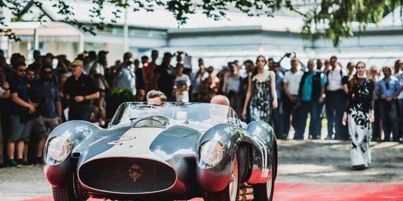 """Ferrari 335 Sport Raih """"Best of Show"""" The Concorso d'Eleganza Villa d'Este 2018"""