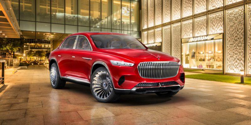 Auto China 2018: Vision Mercedes-Maybach Ultimate Luxury, Lampaui Batas Abadi