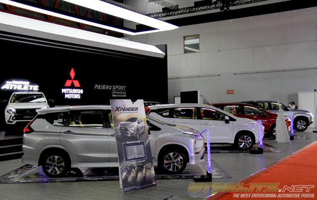 Mitsubishi Garansi Suku Cadang Xpander Selama Tiga Tahun