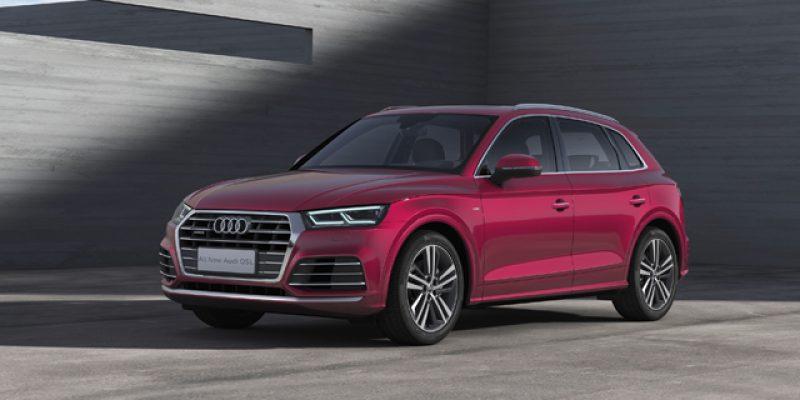 Audi Q5L, SUV Bersasis Panjang untuk China