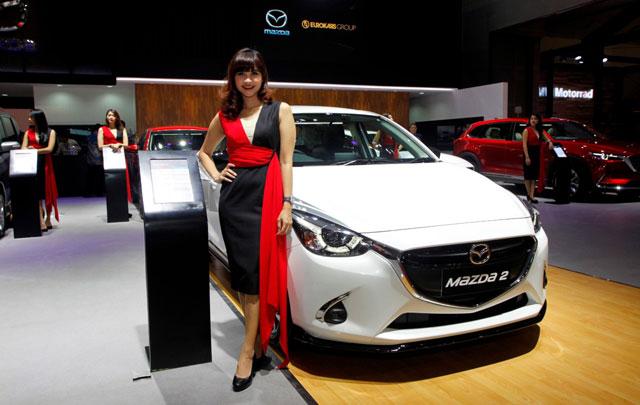 IIMS 2018: Mazda Indonesia Memberikan Layanan Terbaik