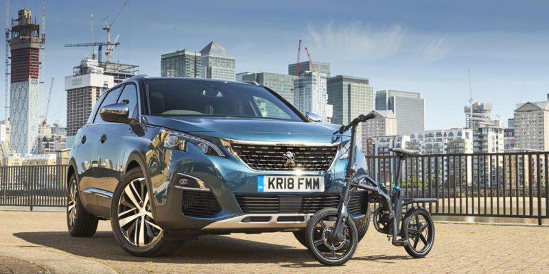 Bonus Beli Peugeot 5008 SUV dapat Sepeda Lipat Listrik