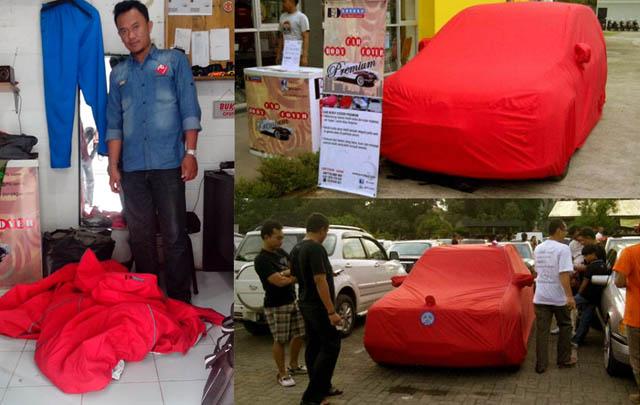 Muhamad Ikbal, Tangkap Peluang Lewat Cover Mobil
