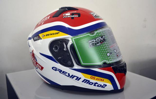 Jual Helm Murah Livery Gresini, RSV Helmet Targetkan 2020 Dipakai Rider MotoGP