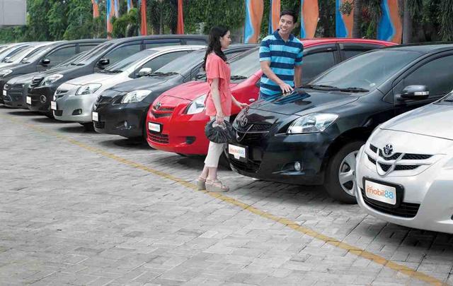 Ini Keuntungan Beli Mobil Bekas Buat Mudik
