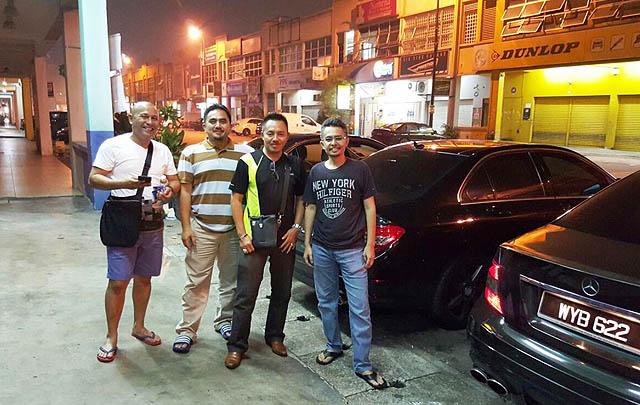 Terkesan, MB W204 Tuners Community Malaysia Siap Hadiri Jamnas MB Club INA
