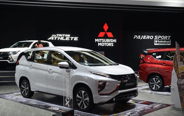 IIMS 2018: Rifat Sungkar Jadi Anggota Kehormatan XPANDER Mitsubishi Owners Community
