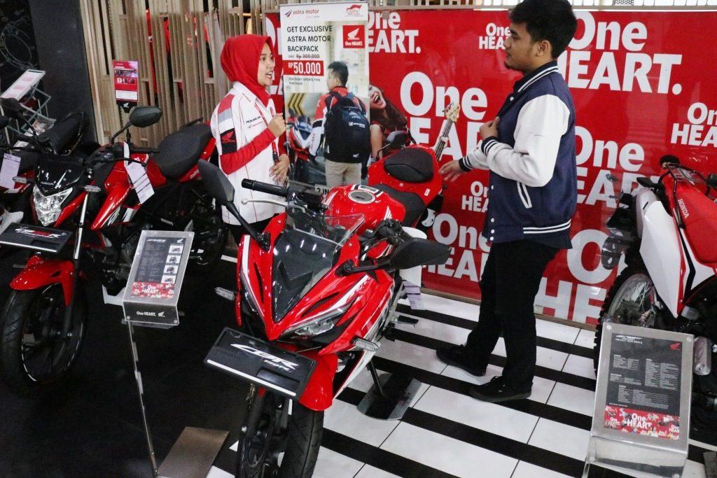 Inilah Motor Sport Honda Paling Laku di Semester Pertama 2018
