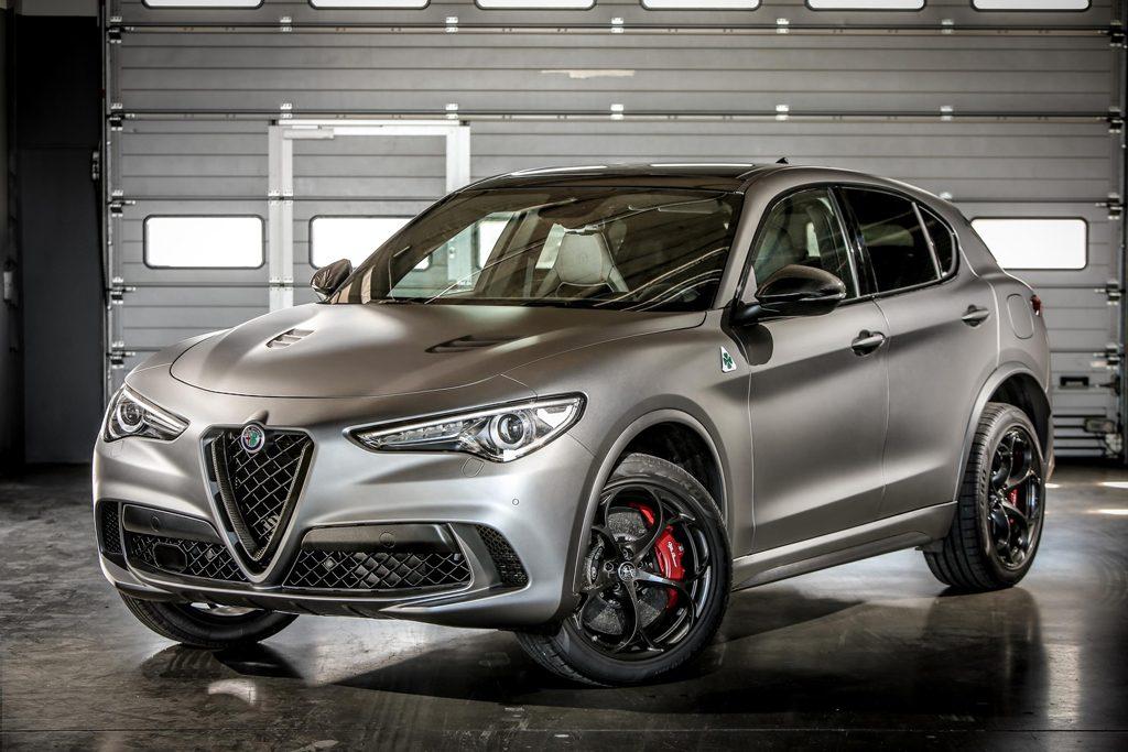 Ini Mobil Alfa Romeo di Goodwood Festival of Speed 2018