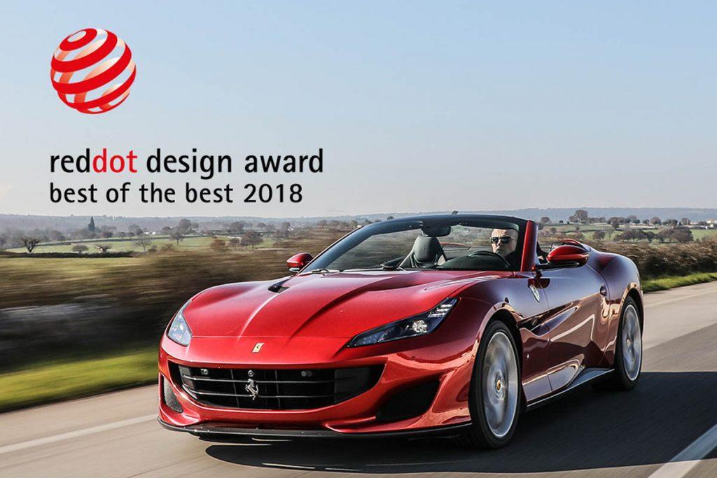 Ferrari Portofino, Mobil 'Convertible' Yang Elegan