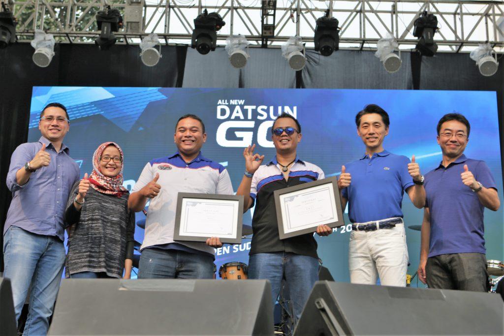 Gathering Komunitas Datsun Indonesia