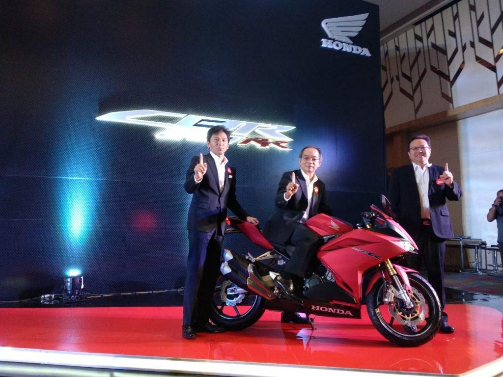 Ini Dia Warna Baru Honda CBR250RR