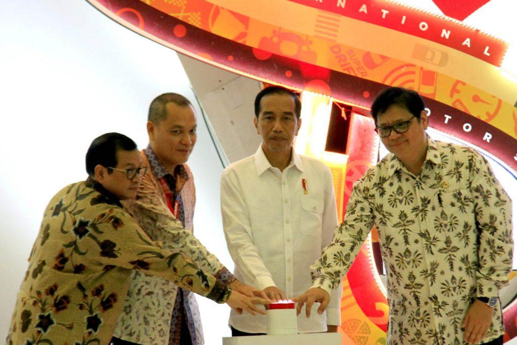 IIMS Surabaya Dukung Revolusi Industri 4.0