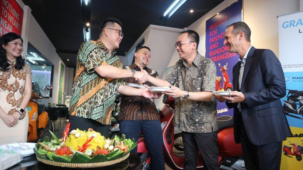Perkuat Jaringan, Piaggio Indonesia Buka Dealer Baru di Jakarta Timur
