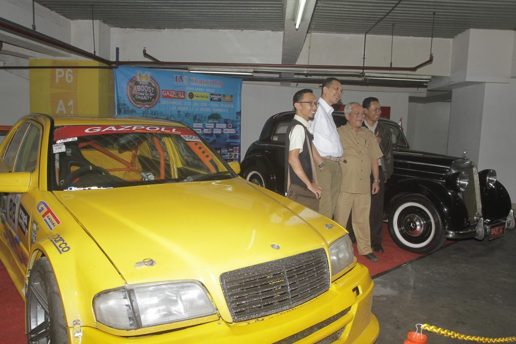 4Boost Limited Car Show & Charity