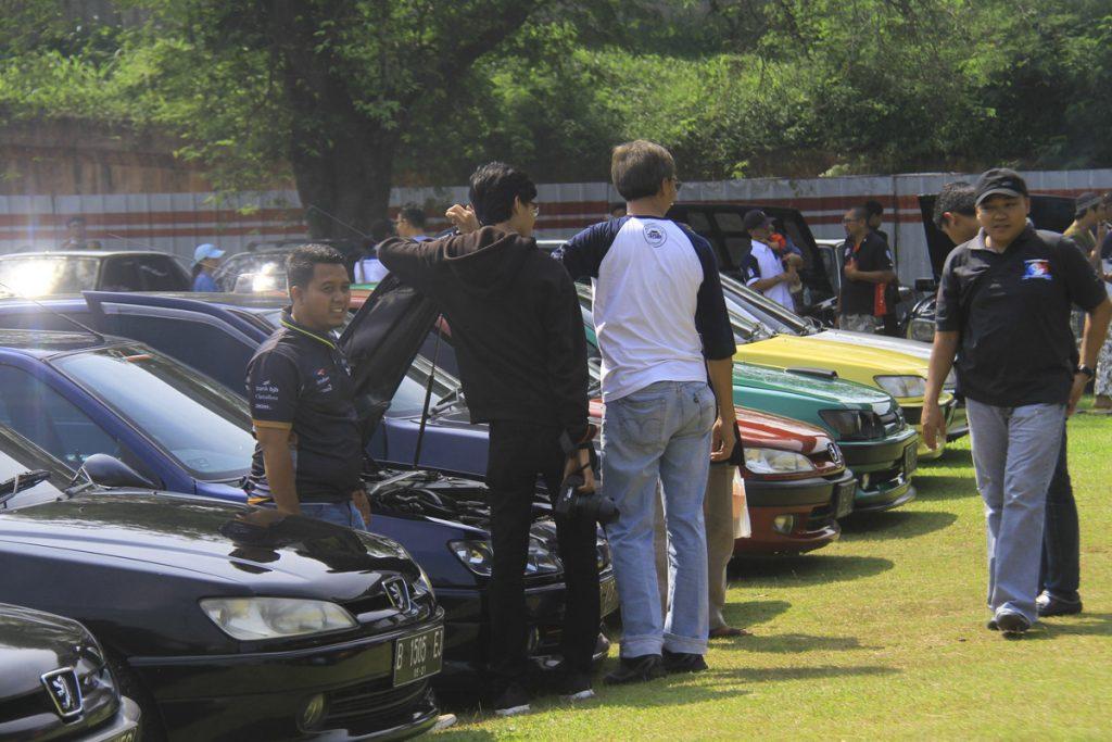 Dari Acara Halal Bihalal Pecinta Peugeot