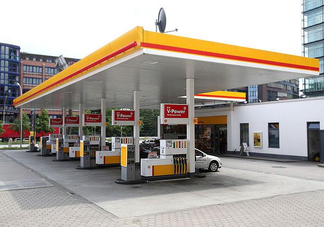 SPBU-Shell