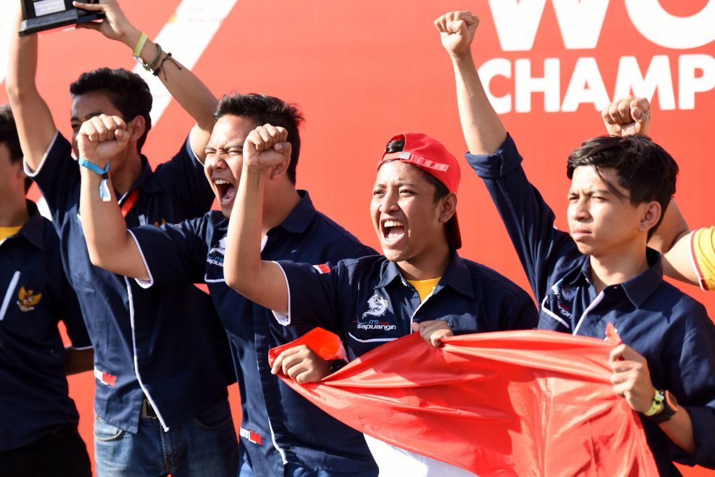 SHELL ECO-MARATHON DRIVERS'WORLD CHAMPIONSHIP