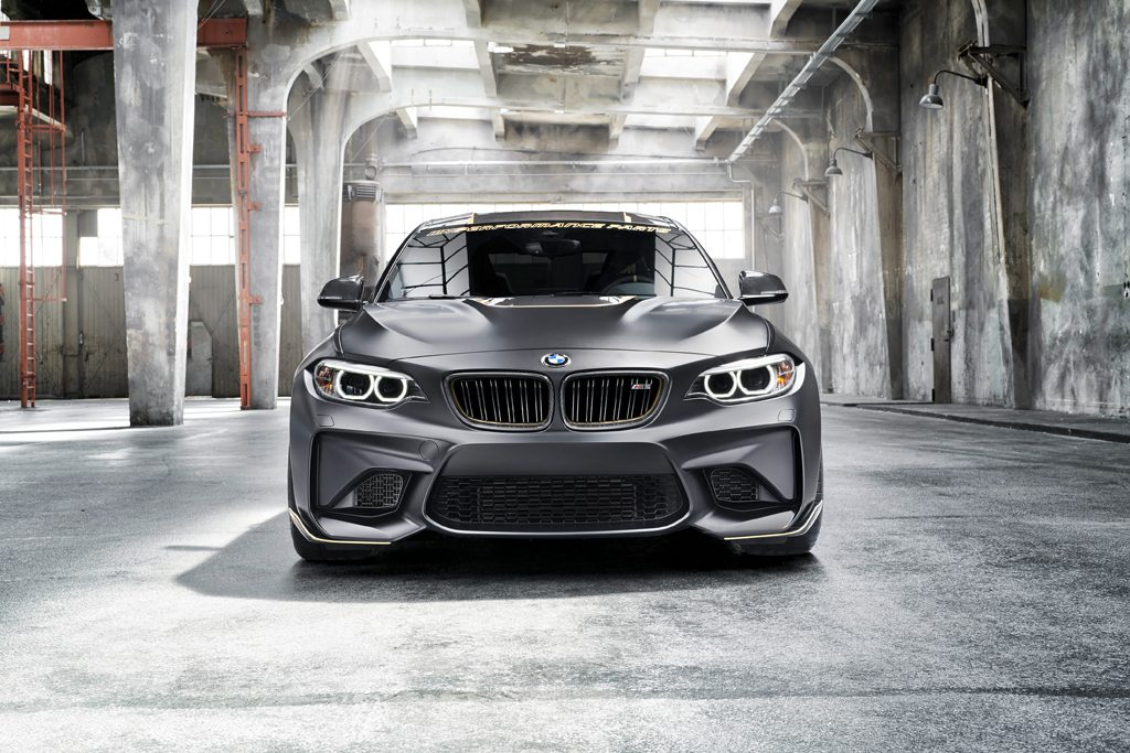 BMW M Performance Parts, Bikin Semringah!