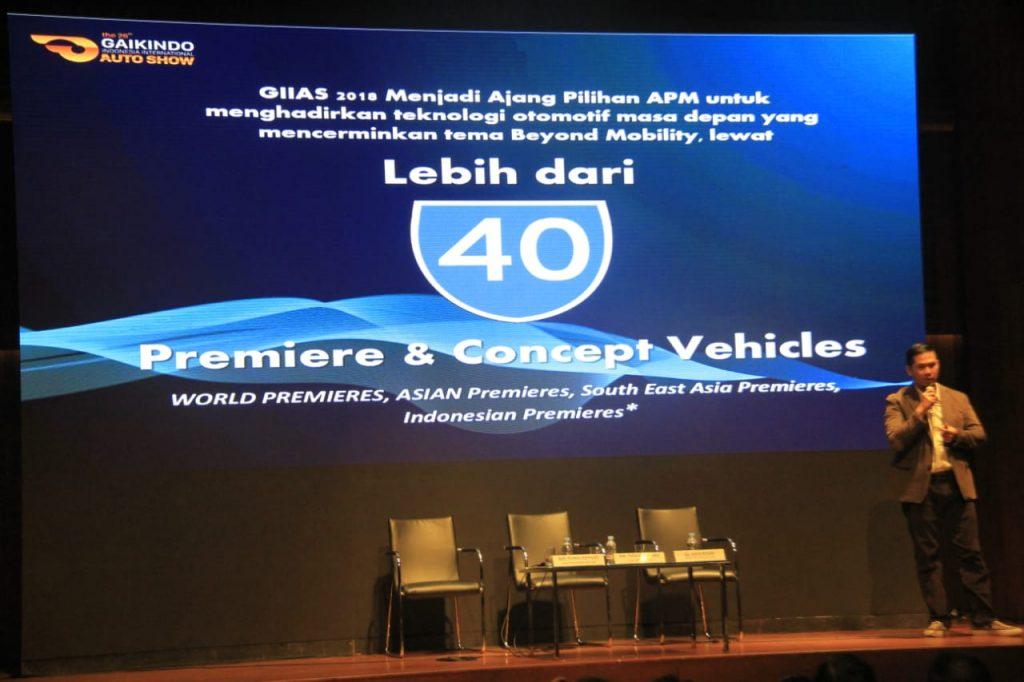 GIIAS 2018 akan Dibanjiri 40 Mobil Baru dan Konsep