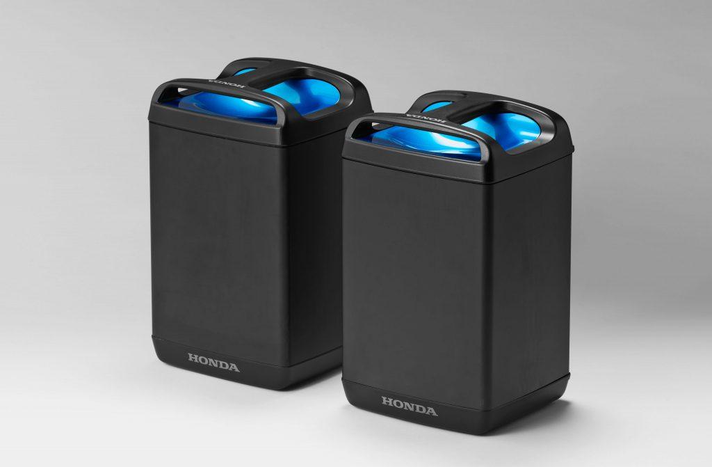 Honda dan Panasonic akan Uji Isi Ulang Baterai Motor Listrik di Indonesia