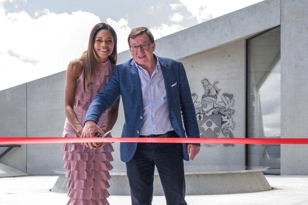 007 ELEMENTS, Museum James Bond di Ketinggian 3000 Meter