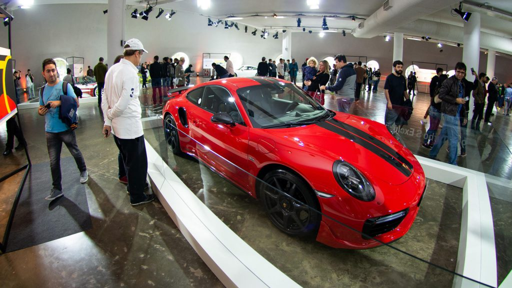 Seperti apa Daya Tarik Porsche Sportscar Together Day?