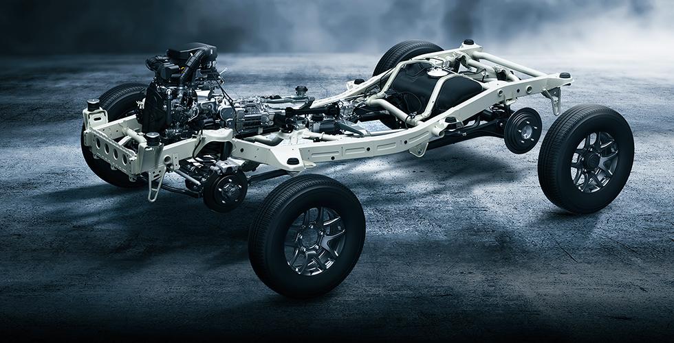 Ini Dia Spesifikasi dan Foto Lengkap Suzuki Jimny Terbaru