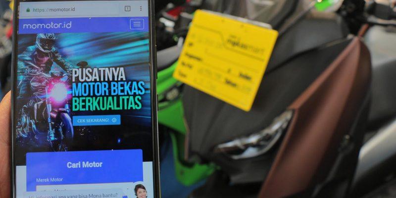 Momotor.id, Marketplace Jual-Beli Motor Bekas Berkualitas dari Adira
