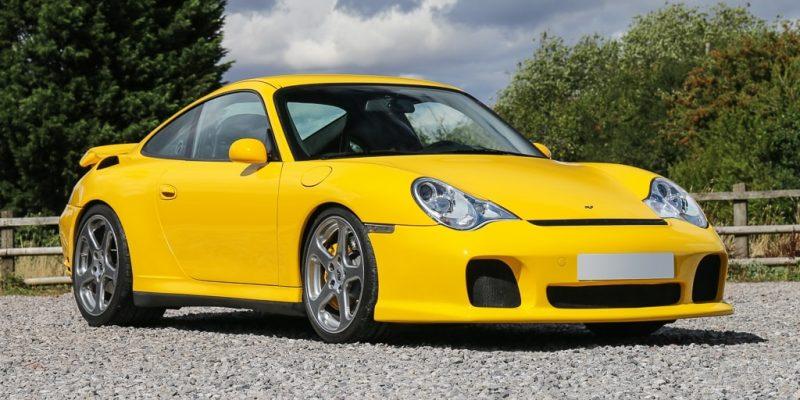 Sepasang Porsche racikan RUF, Jadi Incaran!