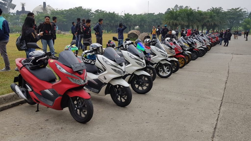 All New PCX Club Sudah Terbentuk, Ayo Gabung!