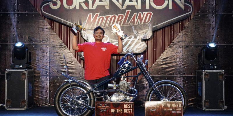 Ini Dia 'Best of the Best' Suryanation Motorland Battle 2018 Denpasar