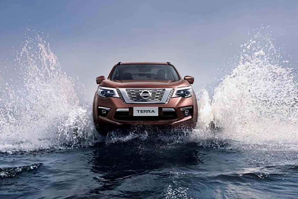 Nissan Terra Jadi Pembuka Gerbang Nissan Indonesia