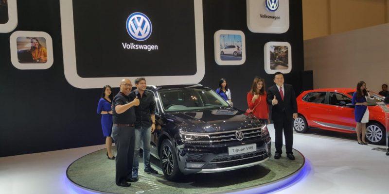 VW Tiguan VRS, Ramah Disabilitas