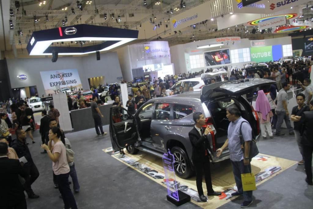 Cara Gampang Punya Mitsubishi di GIIAS 2018