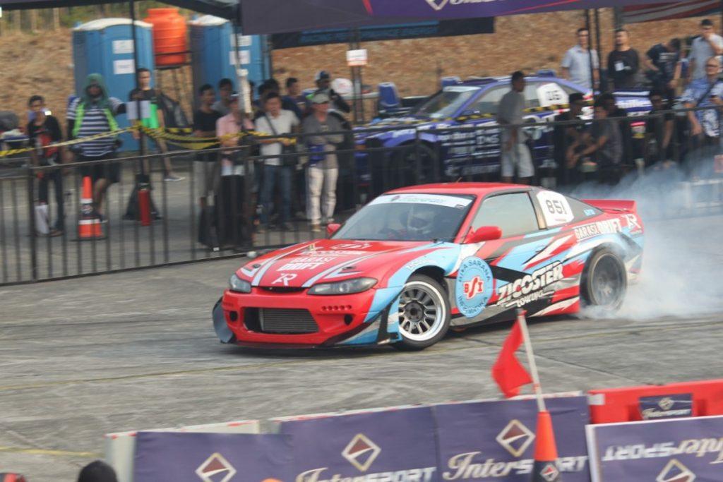 Intersport World Stage Qualifier-Battle Drift Masuki Putaran Ketiga