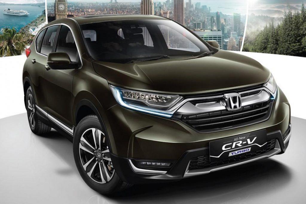 Jelajah Nusantara Bersama All New Honda CR-V Turbo