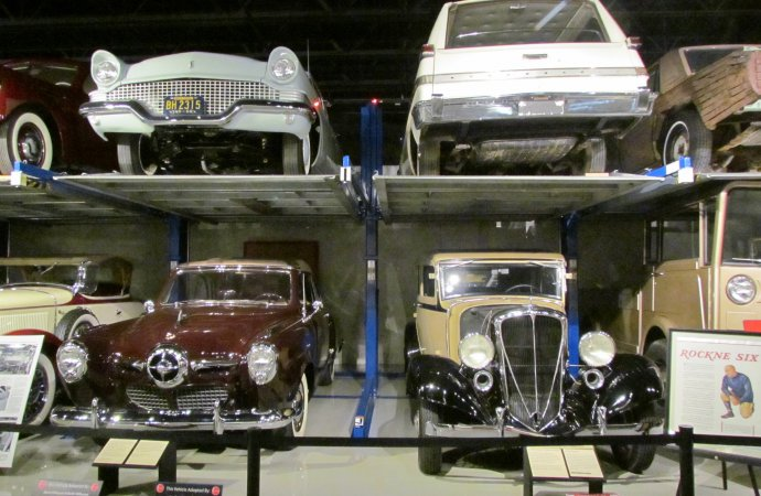 'Harta Karun' di The Studebaker National Museum