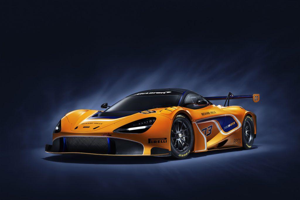 McLaren 720S GT3 Siap Mengaspal