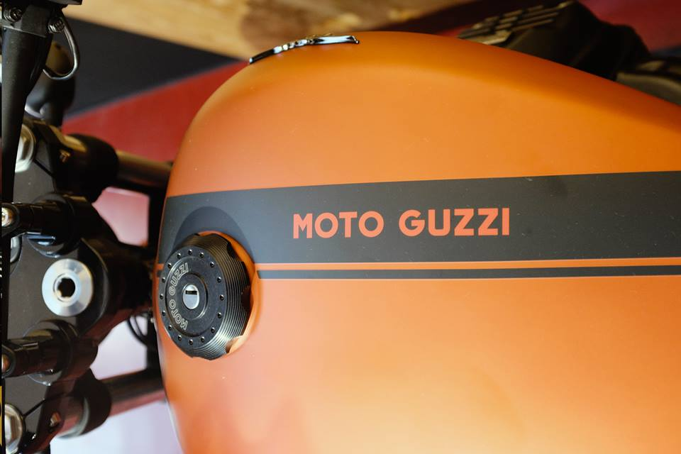 Moto Guzzi V9 Bobber Sport Menggoda di Open House 2018