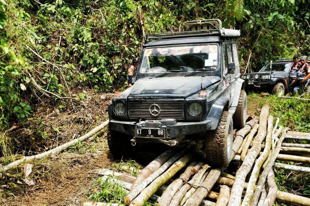 Keikutsertaan Tim MJI & Adventura di 3rd Sarawak 4x4 Jambore