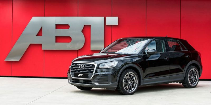 ABT Sportsline Bikin Audi Q2 Lebih Kencang