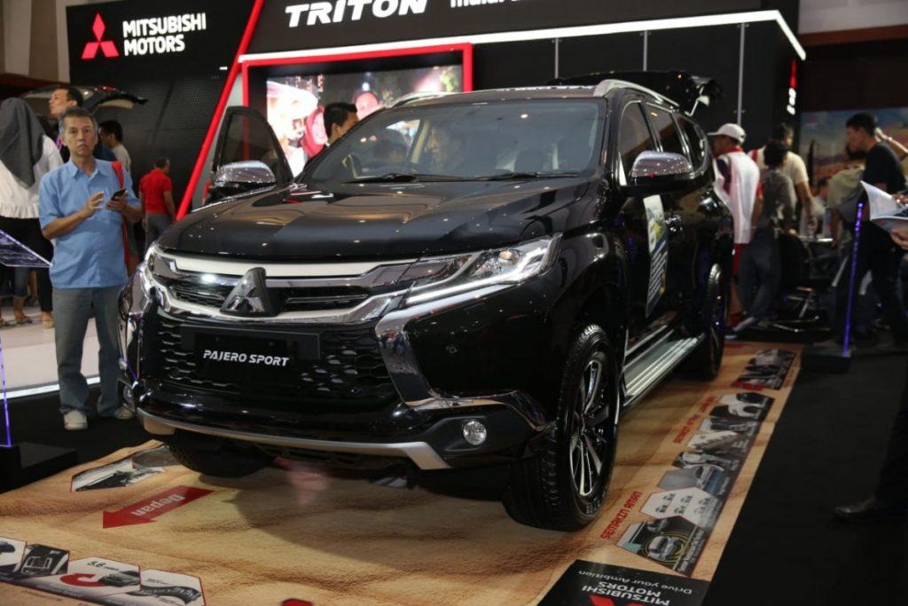 2 Varian Baru Mitsubishi Xpander ada di GIIAS Surabaya 2018