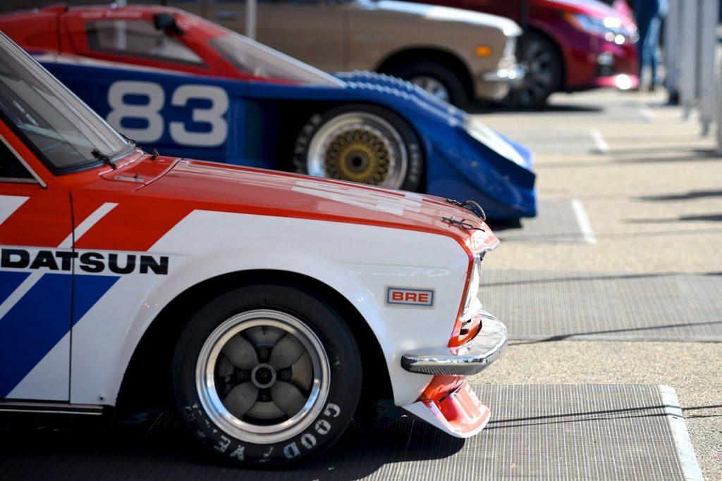 Nissan & Datsun Punya Panggung di Monterey Reunion 2018