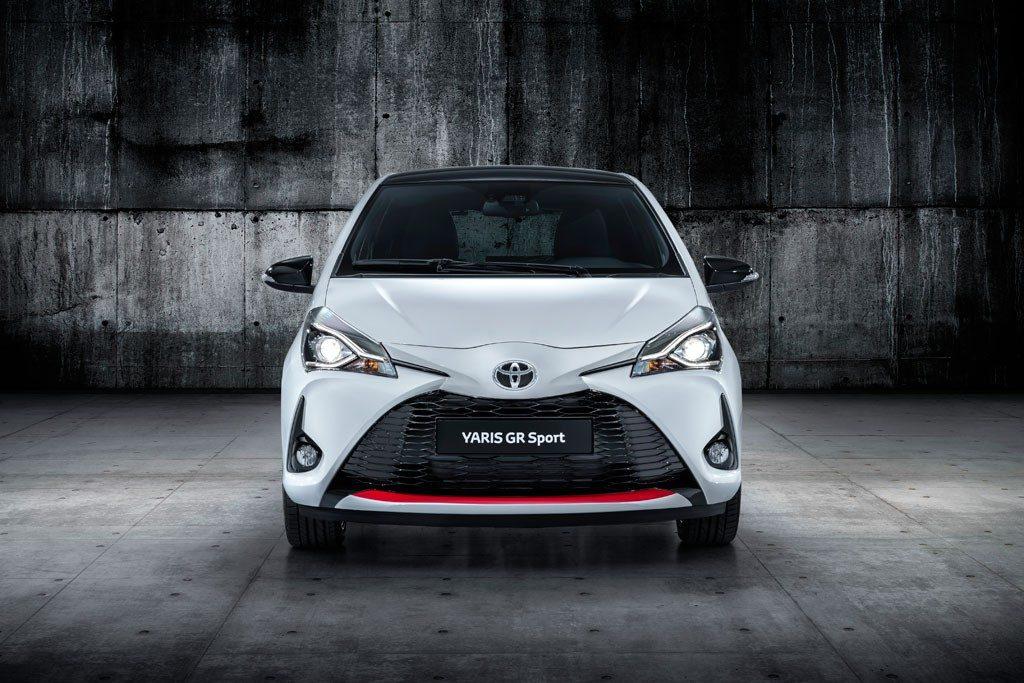 Toyota Yaris GR Sport akan Ada di Paris