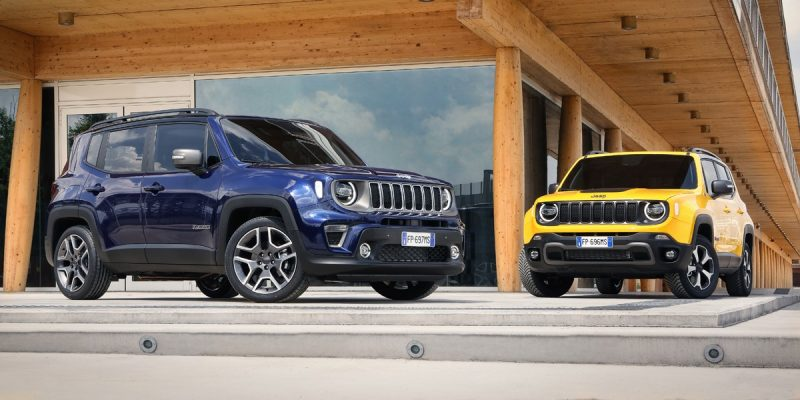Wujudkan Jeep Renegade PHEV, FCA Melfi Disiram Rp 3,5 Triliun