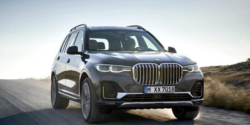 BMW X7, Tinggal Pilih Kenyamanannya!