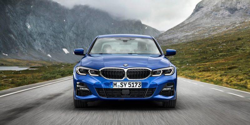 Ini Dia yang Baru di BMW Seri 3 Sedan!
