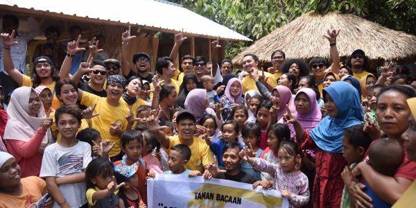Motorbaik Adventure 2018, Dukung Pemulihan Bencana Lombok