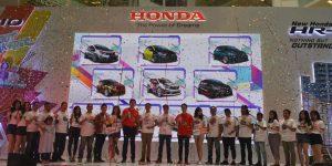 "Ini Pemenang ""Honda Brio Virtual Modification"""